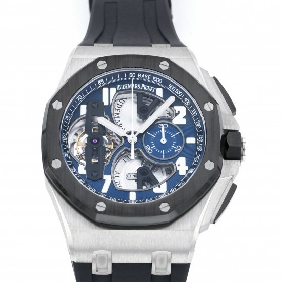 audemarspiguet royaloakoffshore AUDEMARS PIGUET Royal Oak Offshore Tourbillon Chronograph 26388po.oo.d027ca.01