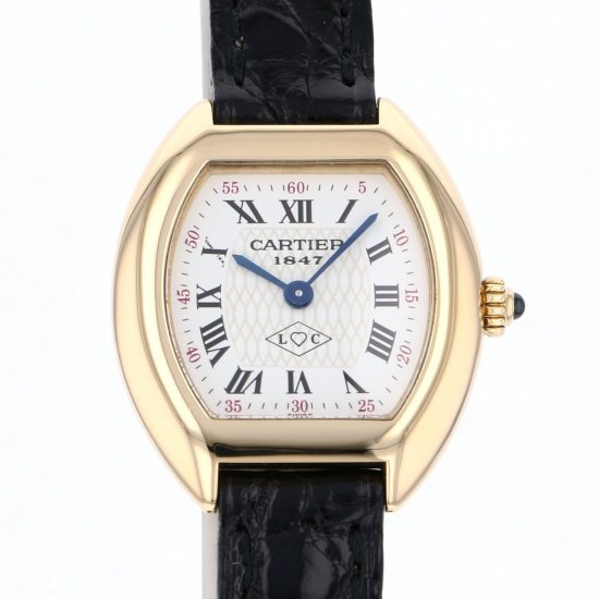 cartier other カルティエ トノー 150周年記念モデル w15x7456