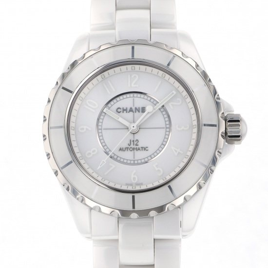chanel j12 CHANEL J12 White phantom World Limited 2000 h3443