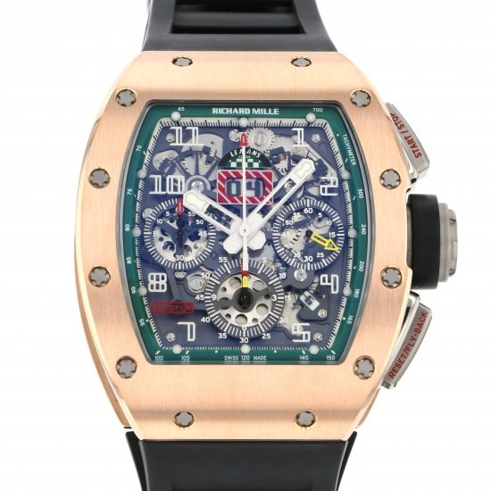 richardmille other Richard Mille Automatic Le Mans Classical Limited edition of 150 books rm011 ah rg