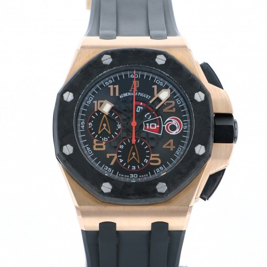 audemarspiguet royaloakoffshore AUDEMARS PIGUET Royal Oak Offshore team Alinghi In 2007 Limited to 600 books 26062or.oo.a002ca.01