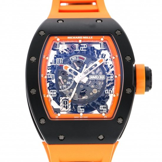 richardmille other Richard Mille Automatic Decratchable rotor World Limited 30 rm030