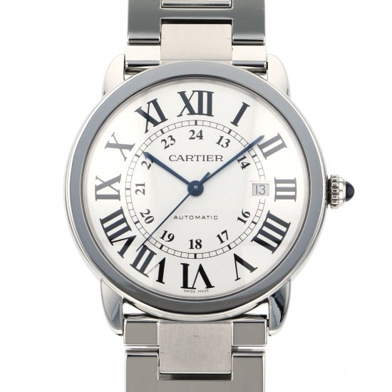 cartier rondesolodecartier カルティエ ロンドソロ  w6701011