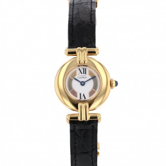 cartier other Cartier Mast colise Vermeil w100665401