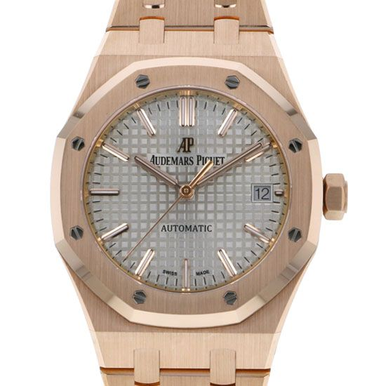 audemarspiguet royaloak AUDEMARS PIGUET Royal Oak Automatic 15450or.oo.1256or.01
