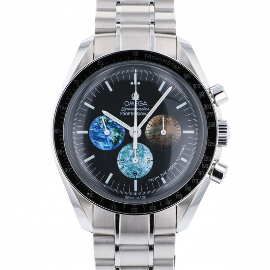 omega speedmaster OMEGA Speedmaster professional From the Moon to Mars 3577.50