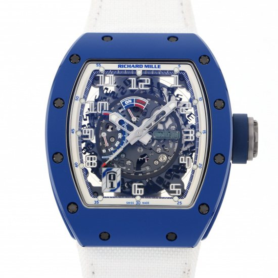 richardmille other Richard Mille Automatic Decratable rotor World Limited 100 rm030