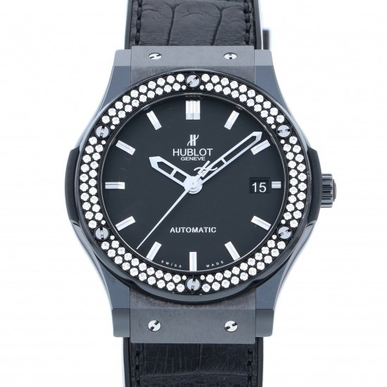 super popular a9101 914e9 ウブロ クラシックフュージョン(中古)   腕時計の通販 - ジェム ...