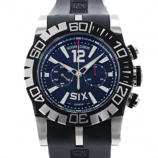 rogerdubuis easydiver ROGER DUBUIS Easy diver Chronograph Limited to 280 books rddbse0253