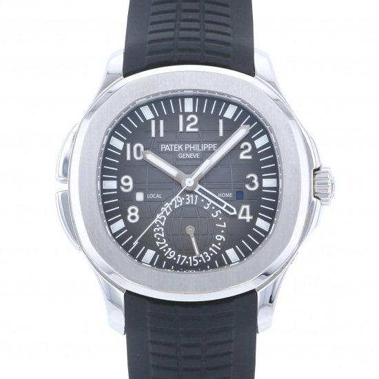 patekphilippe aquanaut PATEK PHILIPPE Aqua note Travel time 5164a-001