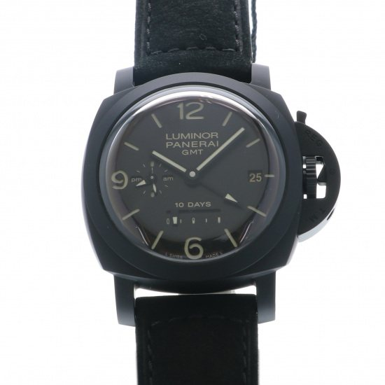 panerai luminor1950 PANERAI Luminor 1950 10 days GMT Chelamica pam00335