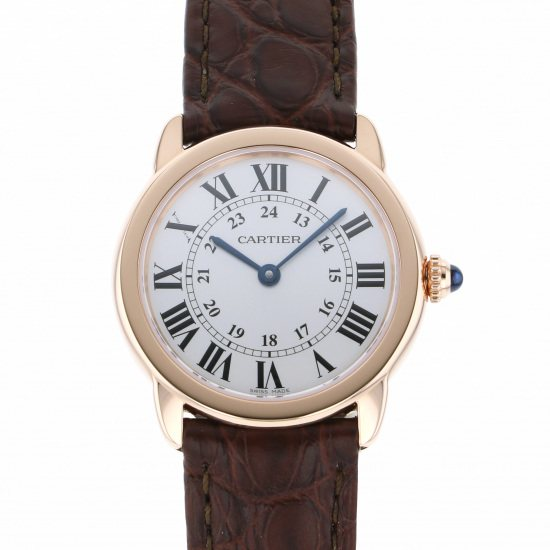 cartier rondesolodecartier カルティエ ロンドソロ SM w6701007