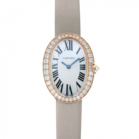 cartier other カルティエ ベニュワール ウォッチ SM wb520004