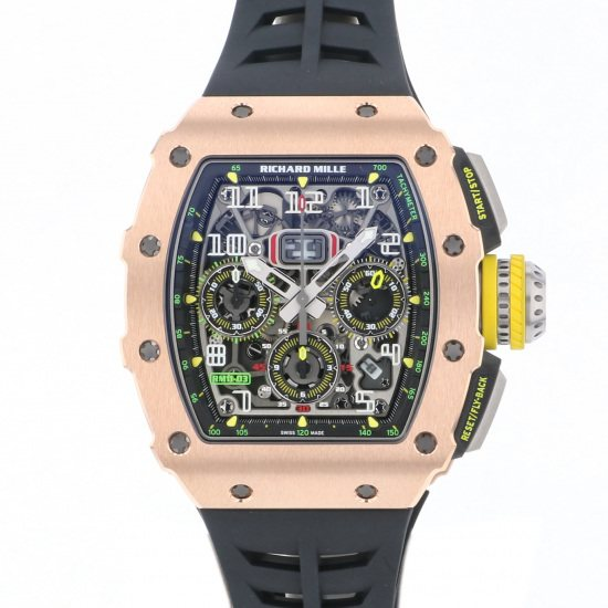 richardmille other リシャール・ミル フライバック クロノグラフ rm11-03 rg