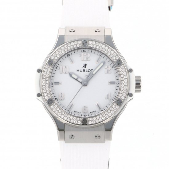 newest a3e11 747d5 ウブロ ビッグバン(新品)   腕時計の通販 - ジェムキャッスル ...