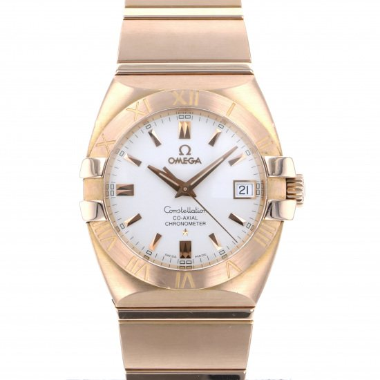 omega constellation OMEGA Constellation Double eagle 1101.30