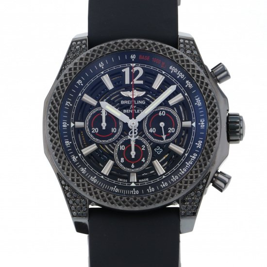 breitling bentley BREITLING Bentley Bernat 42 Midnight carbon m41390an/bc83