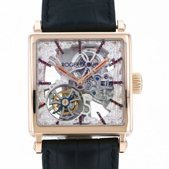 rogerdubuis other ROGER DUBUIS Golden square Tourbillon World Limited 28 g40-gs-rg-s