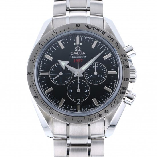 omega speedmaster OMEGA Speedmaster Broad Arrow 1957 321.10.42.50.01.001
