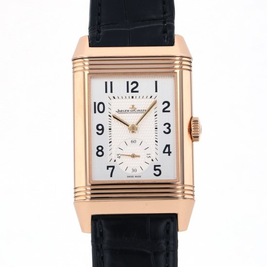jaegerlecoultre reverso JAEGER LE COULTRE Reverso Classical Large duo Small second q3842520