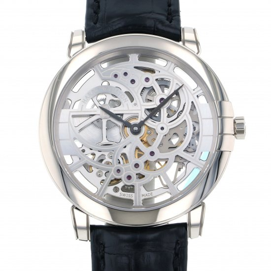 harrywinston midnight HARRY WINSTON Midnight skeleton midahm42ww001