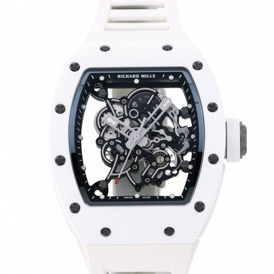 richardmille other リシャール・ミル バッバ・ワトソン rm055