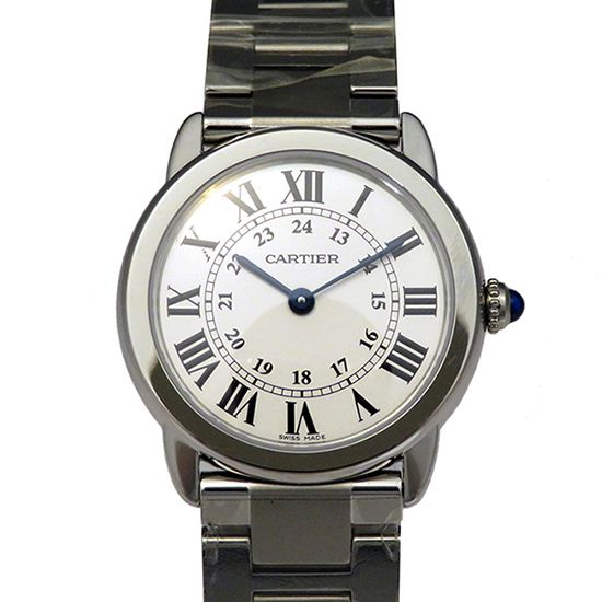 cartier rondesolodecartier カルティエ ロンドソロ SM w6701004