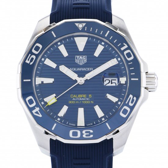 tagheuer aquaracer TAG HEUER Aquaracer Caliber 5 way201b.ft6150