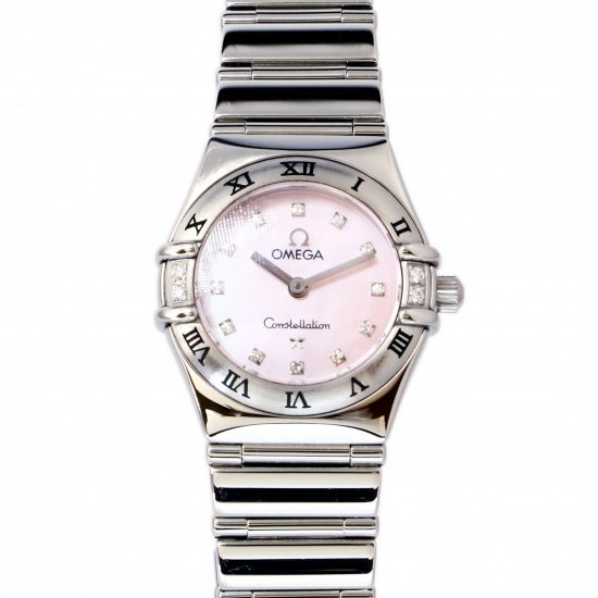 omega constellation OMEGA Constellation Mini My Choice 1566.66