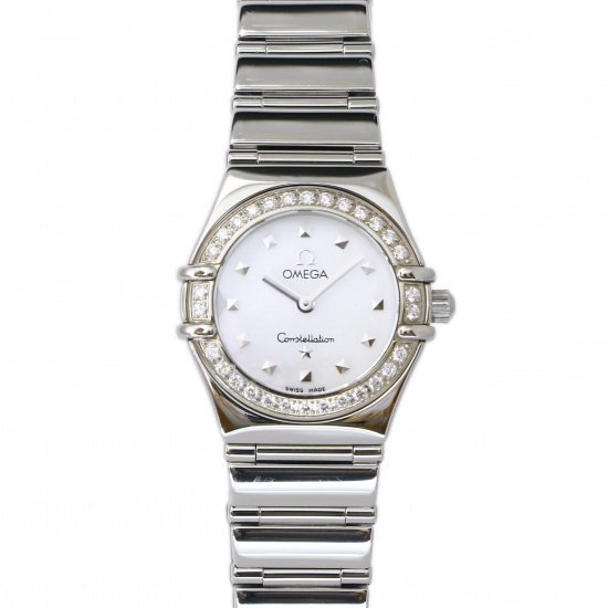 omega constellation OMEGA Constellation My Choice mini 1465.71
