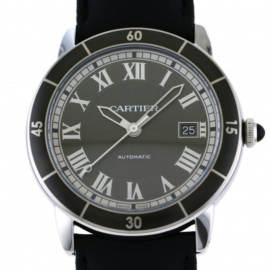 cartier other カルティエ ロンド クロワジエール wsrn0003