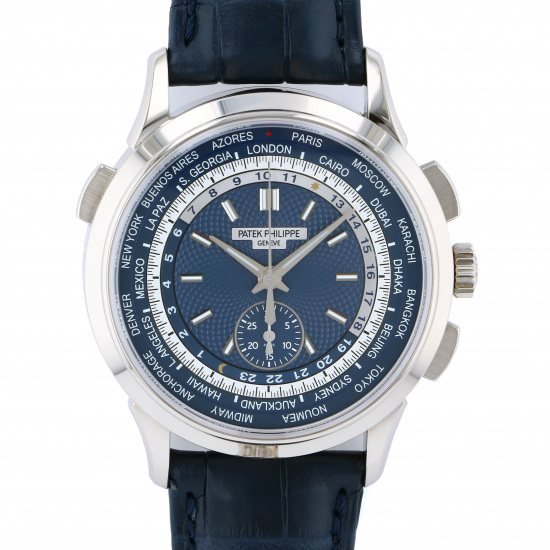 patekphilippe other PATEK PHILIPPE Complication World time Chronograph 5930g-010