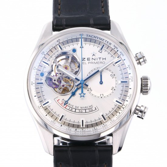 zenith other Zenith El Primero Chrono Master Open Power reserve [Discontinued model] 03.2080.4021/01.c494