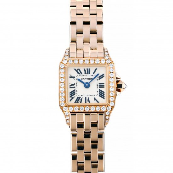 cartier other Cartier Mini santos Dumoiselle wf9011z8