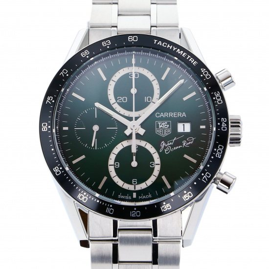 tagheuer career TAG HEUER Carrera Tachymeter chrono Great Ocean road Japan limited 600 cv201f.ba0794