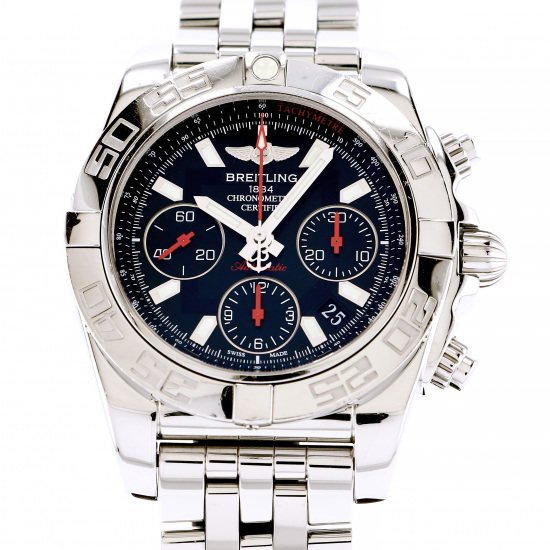 breitling chronomat BREITLING Chronomat 41 Limited Limited to 2000 s014bb4pa ab0141