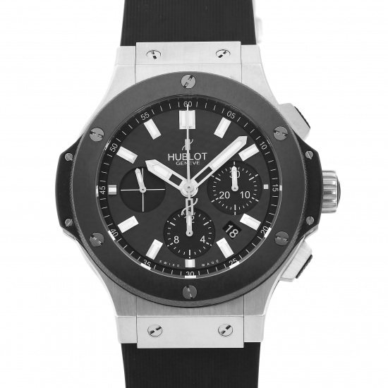 hublot bigbang HUBLOT big Bang steel ceramic 301.sm.1770.rx