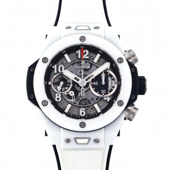 hublot bigbang HUBLOT big Bang Unico White ceramic 441.hx.1170.rx