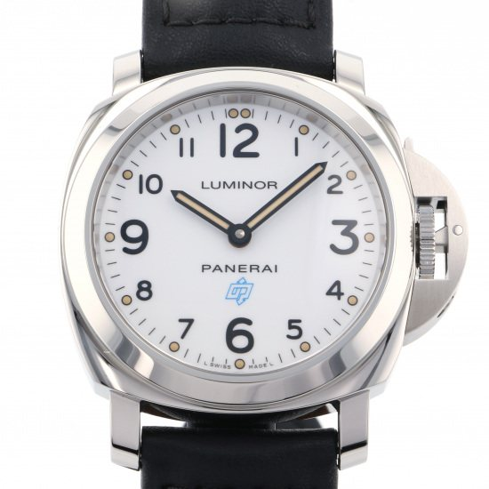 panerai luminor PANERAI Luminor base logo Acciaio pam00630