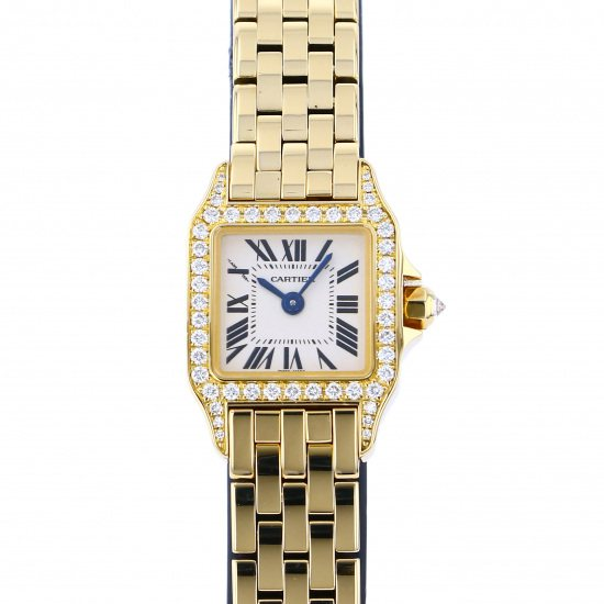 cartier other Cartier Mini santos Dumoiselle wf9006y7