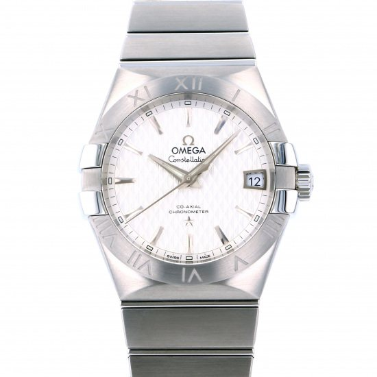 omega constellation OMEGA Constellation Coaxial 38MM 123.10.38.21.02.003