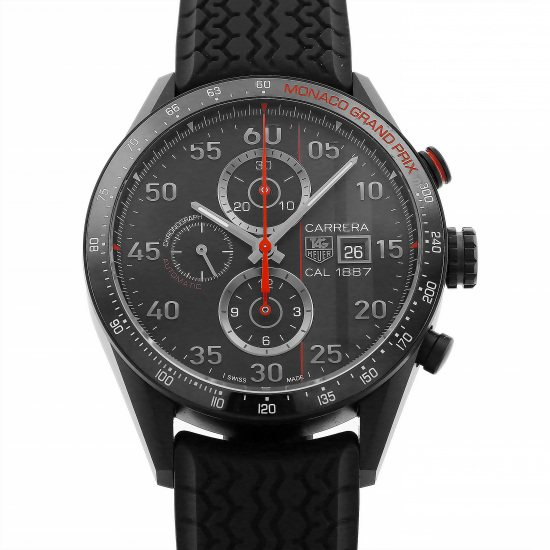 tagheuer career TAG HEUER Carrera Chronograph Monaco Grand Prix World limited 2500 car2a83.ft6033