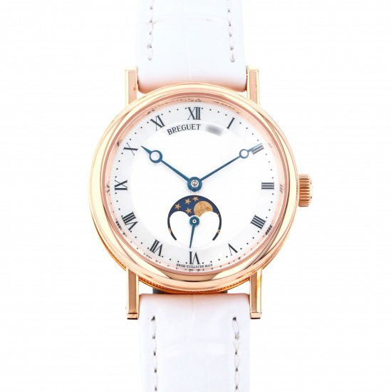 breguet classical Breguet Classical Moon phase Lady 9087br/52/964