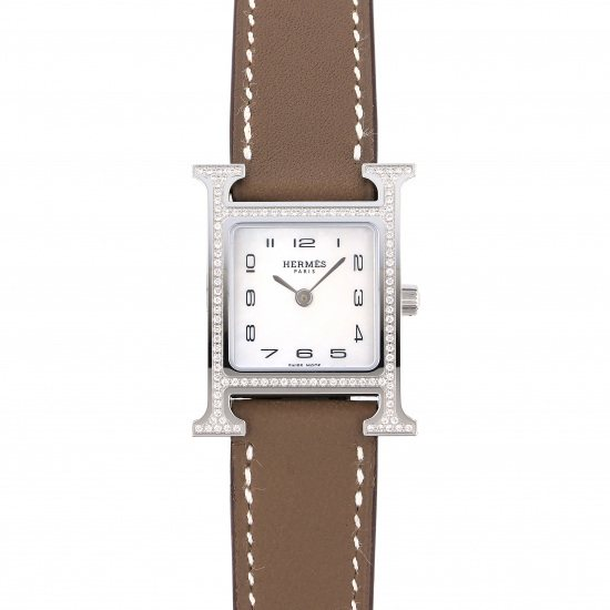 hermes other Hermes H watch hh1.235.216/sw18