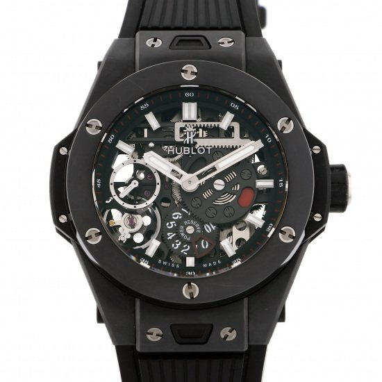 hublot bigbang HUBLOT big Bang Mecha-10 Black magic 414.ci.1123.rx