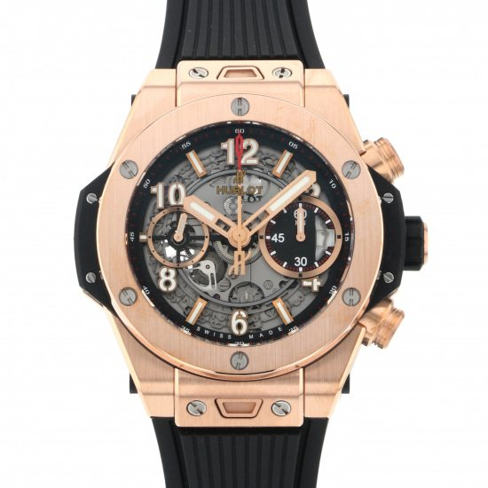 hublot bigbang HUBLOT big Bang Unico King Gold 441.ox.1180.rx