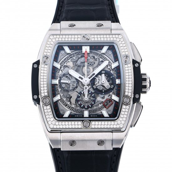 hublot spiritofbigbang HUBLOT Spirit of Big Bang Titanium diamond 641.nx.0173.lr.1104