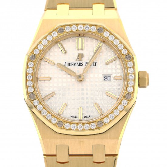 audemarspiguet royaloak AUDEMARS PIGUET Royal Oak Quartz 67651ba.zz.1261ba.01