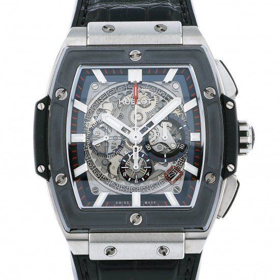 hublot spiritofbigbang HUBLOT Spirit of Big Bang Titanium ceramic 601.nm.0173.lr