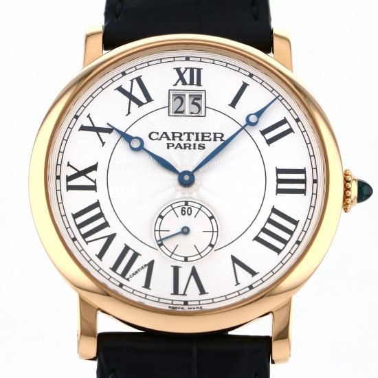 cartier other Cartier Rotondo Do Cartier Grand Date w1550251